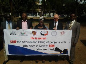Ntcheu residents to hold night of prayers to stop Albino killings in Malawi