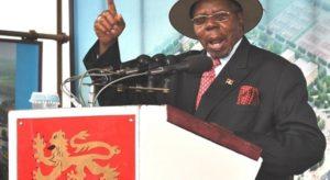 Late Bingu Wa Mutharika: Has been honored posthumously