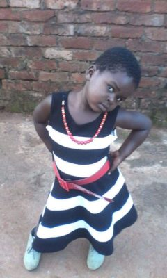 Favour; daughter to Prophet Shepherd Bushiri