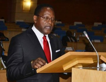 Dr Lazarus Chakwera