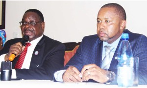Mutharika and Chilima: must fix the country by not concentrating on trivia