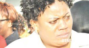 Doreen Kapanga: arrested