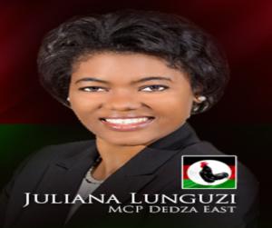 MP Julianna Lunguzi