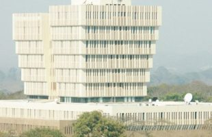 Malawi reserve Bank Building