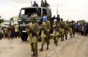 he spread of terrorism in West Africa