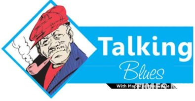 Talking Blues: 'Happy 2nd anniversary' under the DPP!