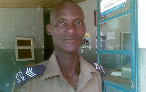 Gladson M'bumpha: Ntchisi Police spokesperson
