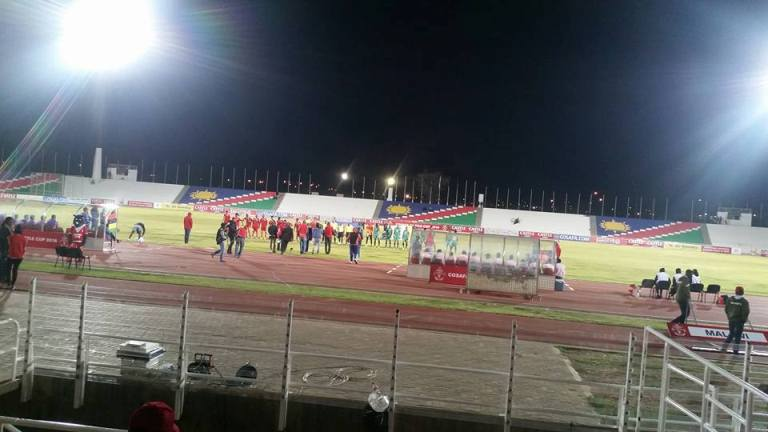 Malawi Flames ready for Lesotho battle this 6 pm