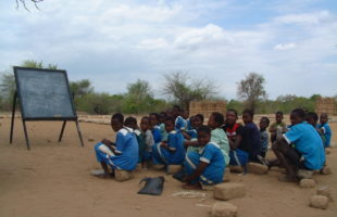Lilongwe based businessman Chigamula bails out area 50 Students by donating K600,000 for school project