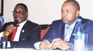 Mutharika and Chilima