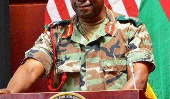General Ignacio Maulana; fired
