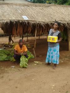Solar Energy to Malawi