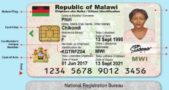 Malawi National RegistrationSample ID