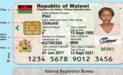 Malawi National RegistrationSample ID