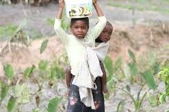 children in karonga
