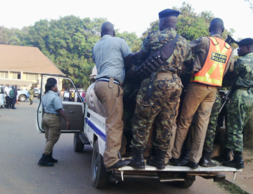 3 men arrested for selling Company property in Mzuzu