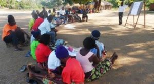 Child Marriage Forum in Nsanje