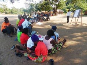 Child Marriage Forum in Nsanje