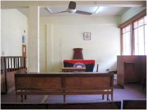 Malawi Courtroom