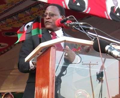 Chakwera; told to tread carefully else he may be heading for disaster