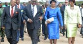 Chilima's and Mutharika's