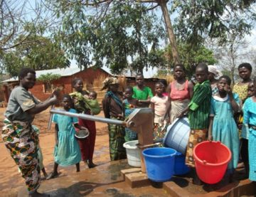 Malawi Salvation Army saves thousands of people from water borne diseases in Karonga
