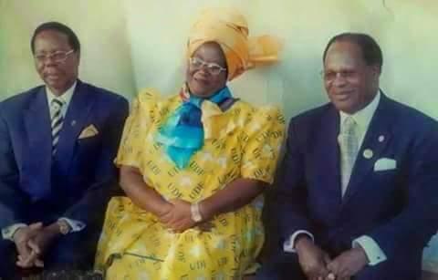 Bingce, Joyce and Bakili