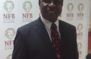 Gilford Kadzakumanja NFB's Deputy Chief Executive Officer
