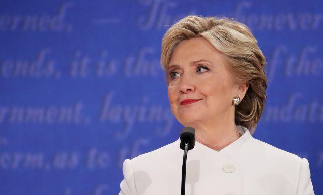 Hillary Clinton - Maravipost