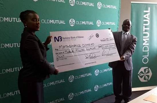 Old Mutual Mathematics Olympiad sponsorship increased - The Maravi Post