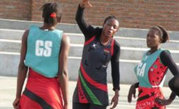 Towera Vinkhumbo (c) has made it into the final squad