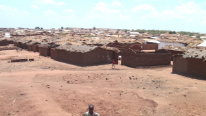 Malawi Dzaleka refugee camp