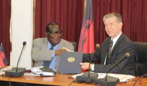 German Ais to Malawi