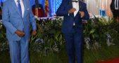 Peter Mutharika and Saulos Chilima