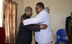 Bakili Muluzi and Peter Mutharika
