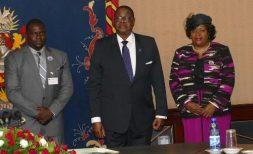 Minister Chazama