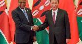 Kenyatta and Chinese Leader