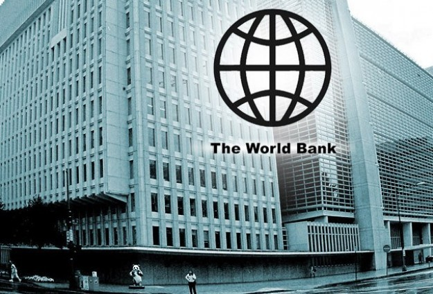 World Bank Building in DC