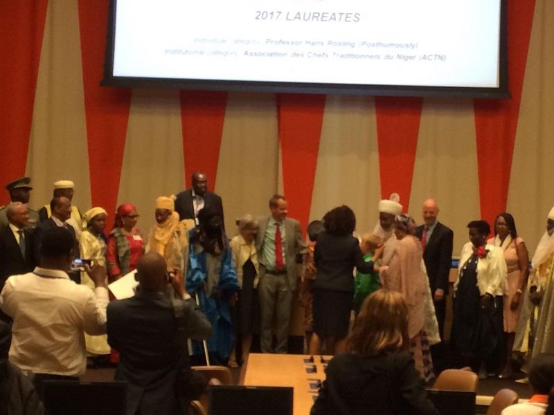 UN-laureates