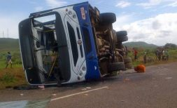Malawi Bus accident