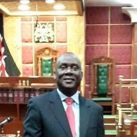 Frank Mwenifumbo, MP