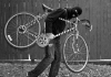 Stealing bike