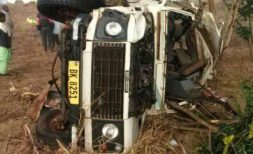 Malawi Car accident