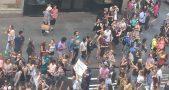 NYC LGBTQ parade