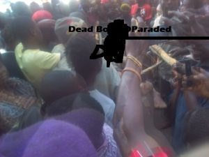 Barabas Dead Body