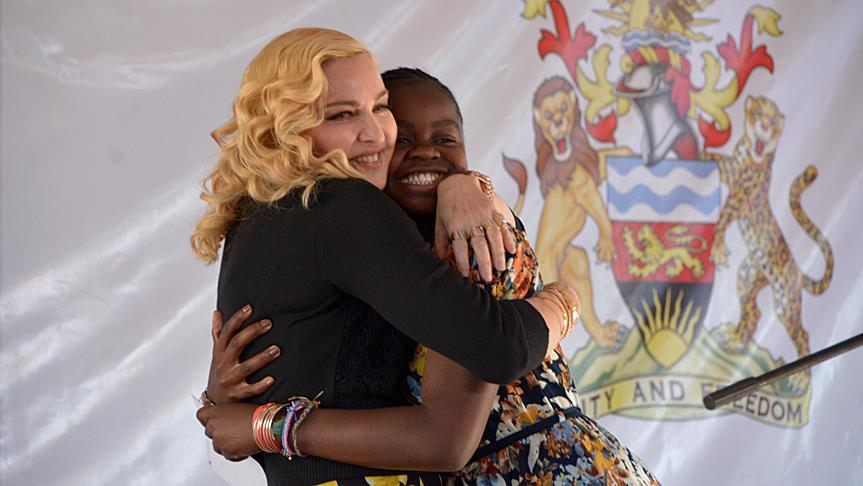 Madonna opens children's surgery institute in Malawi