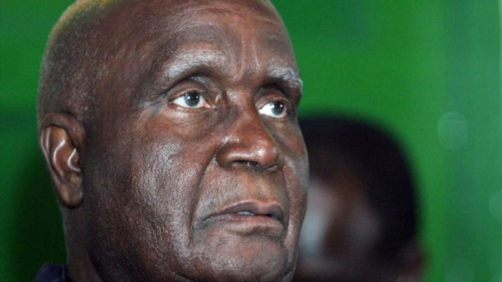 Reports of Kaunda's death is fake news