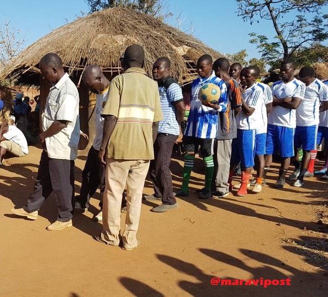 Malawi Football Player Dies