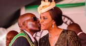 Robart and Grace Mugabe