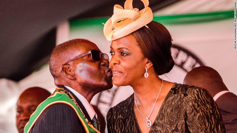 Zimbabwean Embassy withdraw legal representation for Grace Mugabe